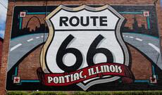 Route 66 inkl. Flug