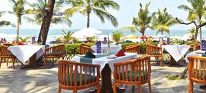 Bali im beliebten Strandhotel