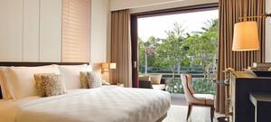 The Anvaya Beach Resort - Beispiel Deluxe-Zimmer