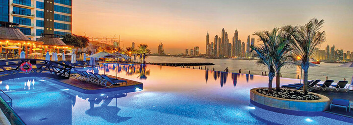 DUKES THE PALM, a Royal Hideaway Dubai - Pool