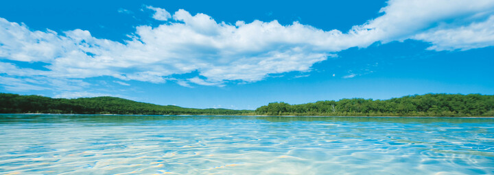 Lake Mc Kenzie Fraser Island Queensland