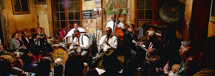 New Orleans - Jazz Bar