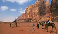 Wadi Rum Jeepsafari