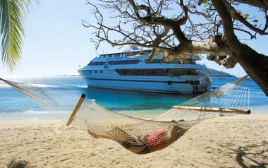 Blue Lagoon Cruises MV Mystique Princess Hängematte