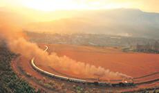 Rovos Rail Zugreise ab Kapstadt/bis Dar es Salaam