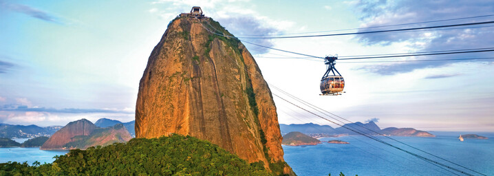 Zuckerhut Rio de Janeiro Brasilien