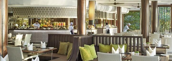 Restaurant des Gaya Island Resort