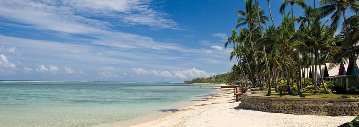 Fiji Hideaway Resort and Spa an der Coral Coast
