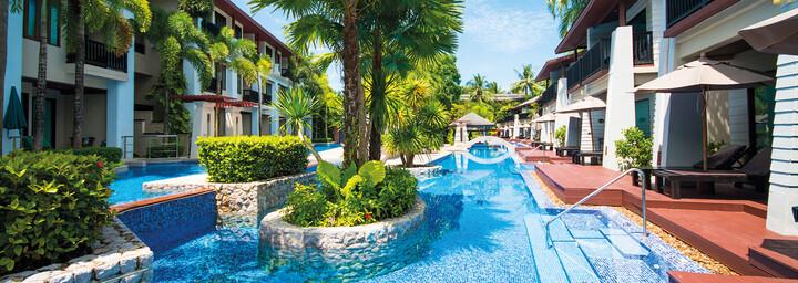 La Flora Resort & Spa Khao Lak - Pool