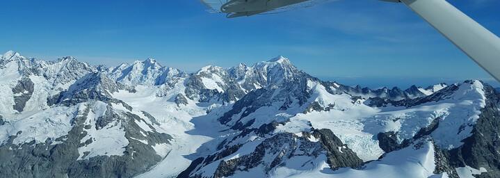 Neuseeland Reisebericht: Bergwelt von Neuseelands Nordinsel