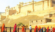 Transfers ab/bis Jaipur