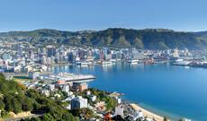 Neuseeland Panorama