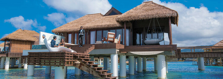 Over-the-Water Villa