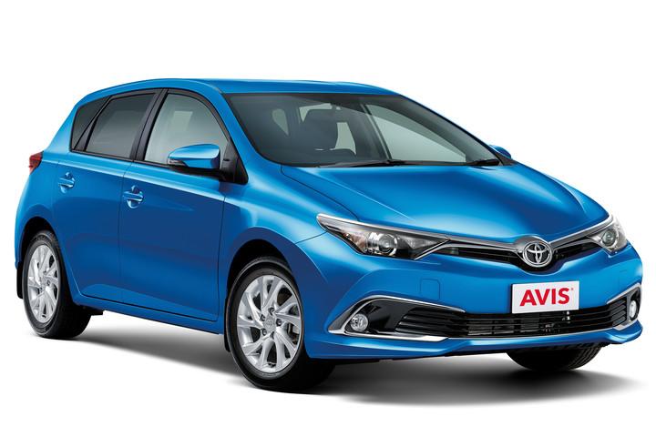 Avis Compact Automatik Toyota Corolla Hatch