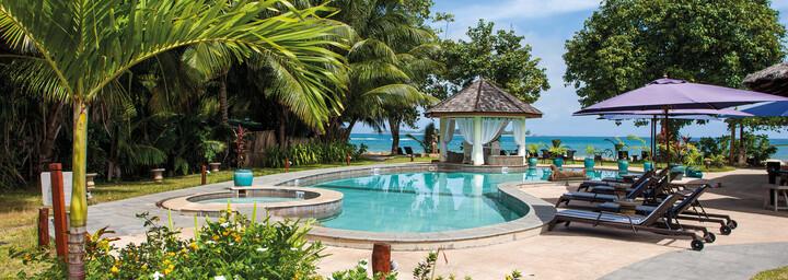 Castello Beach Hotel - Poolbereich