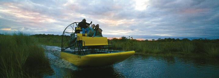 Everglades - Airboat
