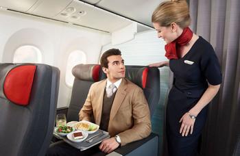 Air Canada Premium Economy Class