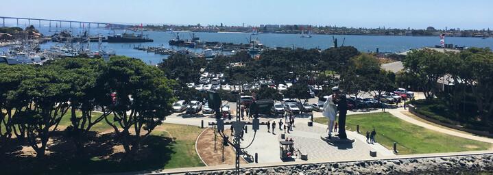 Reisebericht Kalifornien - San Diego