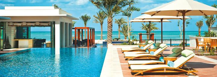 The St. Regis Saadiyat Island Resort Pool