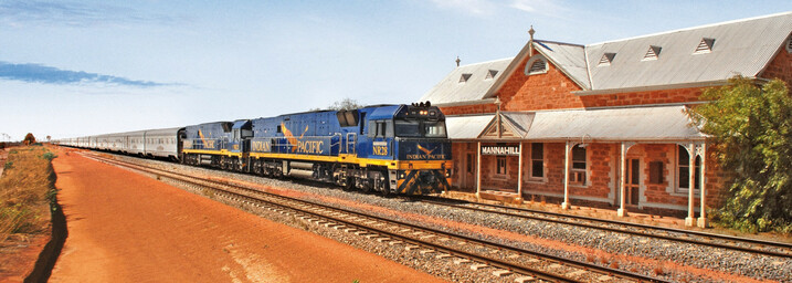 Zug Indian Pacific