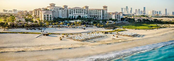 Außenansicht The St. Regis Saadiyat Island Resort Abu Dhabi