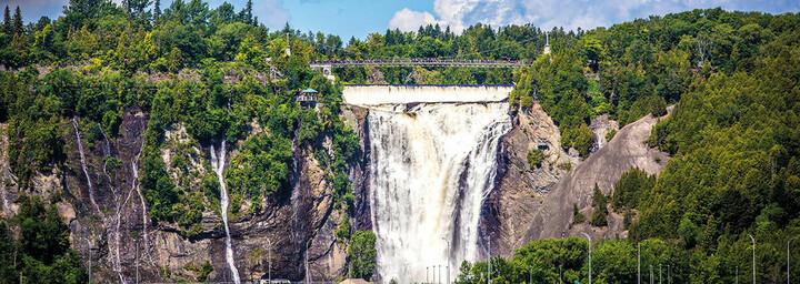 Montmoreny Falls
