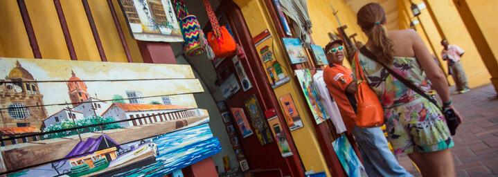 Cartagena Souvenirshop