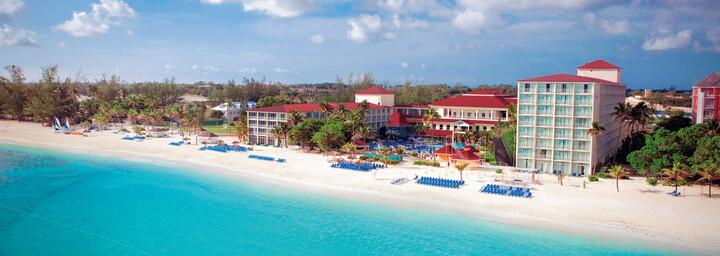Breezes Resort & Spa von außen