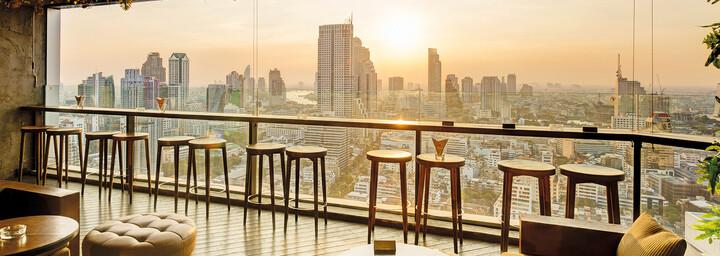 Pullman Bangkok Hotel G - Sky Bar