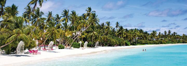 Kandima Maldives - Strand