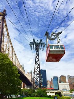 Reisebericht New York City - Seilbahn zur Roosevelt Island