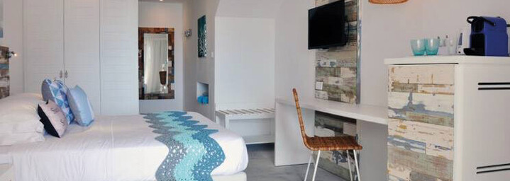 Seapoint Boutique Hotel Mauritius -  Zimmerbeispiel
