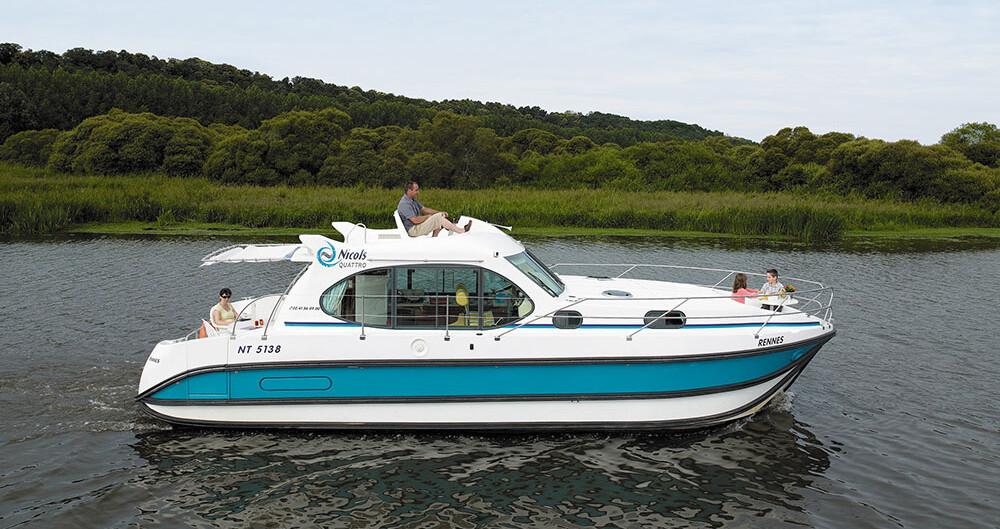 Nicols Hausboote Estivale Quattro