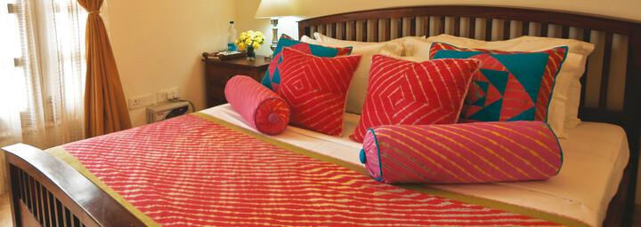 Zimmerbeispiel Colonel´s Retreat Delhi