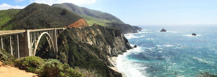 Kalifornien Highway 1