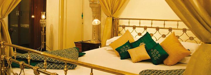 Zimmerbeispiel Shahpura House Jaipur