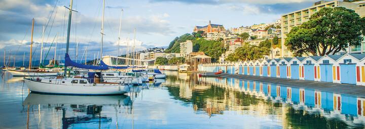 Waterfront Wellington