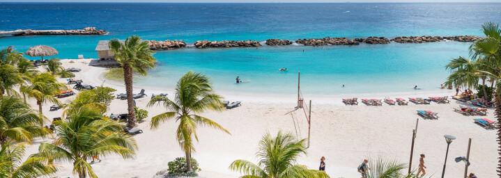 LionsDive Beach Resort Strand