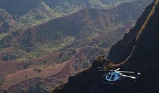 Helikopterflug Kauai