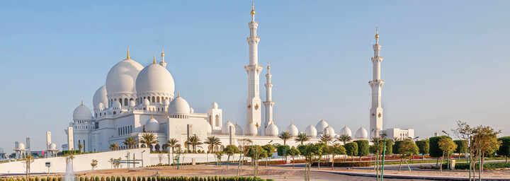Sheikh Zayed Grand Moschee