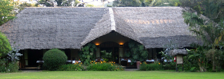 Beispiel Unterkunft: Moivaro Coffee Lodge