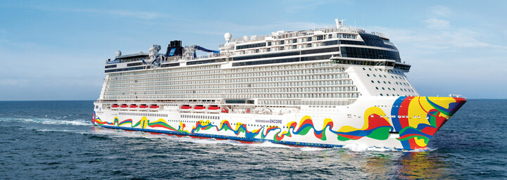 Die Norwegian Encore
