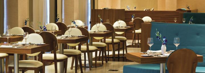 "Restaurant ""Jigsaw"" des Avani Deira Dubai Hotel"