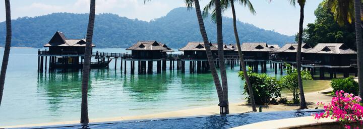 Reisebericht Malaysia - Pangkor Laut