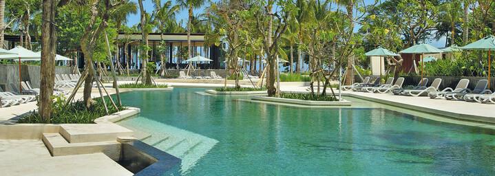 The Anvaya Beach Resort Pool