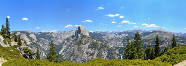 Yosemite Nationalpark - Half Dome