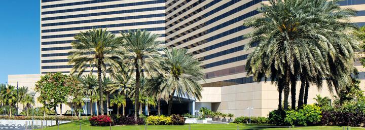 Außenansicht des Hyatt Regency Dubai