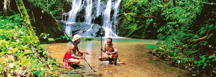 Sarawak Menschen