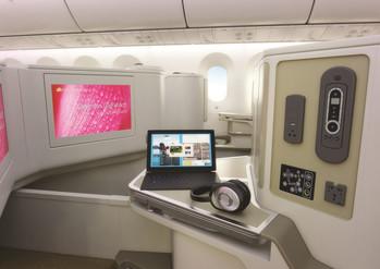 Business Class Vietnam Airlines
