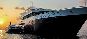 The Floating Resort by Scubaspa YING & Scubaspa YANG